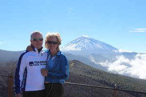 Jeff & Pam Johnson (USA), VOLCANO tour, March 2013